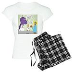 T-Rex Customer Service Women's Light Pajamas