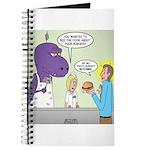 T-Rex Customer Service Journal