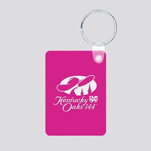 Official KY Oaks Logo 144 Keychains