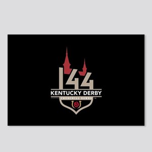 The Kentucky Derby 144 Postcards (Package of 8)