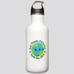 Earth Day 2018 | End P Stainless Water Bottle 1.0L