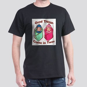 Good things come in twos (boy & girl twins) Ash Gr