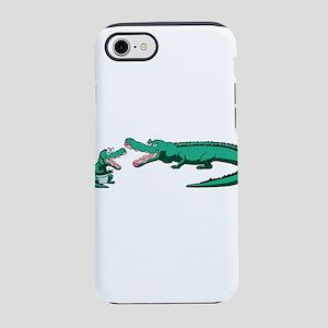 Alligator Family iPhone 8/7 Tough Case