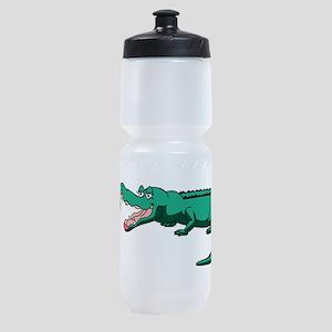 Alligator Family Sports Bottle