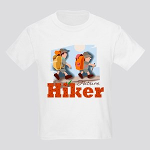 Future Hiker Hiking Baby T-Shirt
