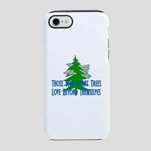 Planting A Tree For Earth iPhone 8/7 Tough Case
