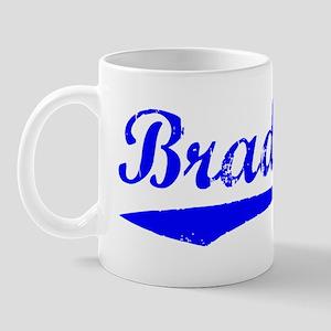 Vintage Bradford (Blue) Mug