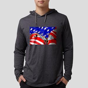 Patriot Tiger Long Sleeve T-Shirt