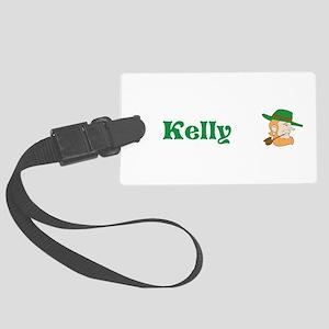 Kelly Custom Name Leprechaun St. Patricks Day Lugg