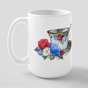American TeaCup Large Mug