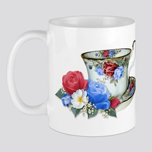 American TeaCup Mug