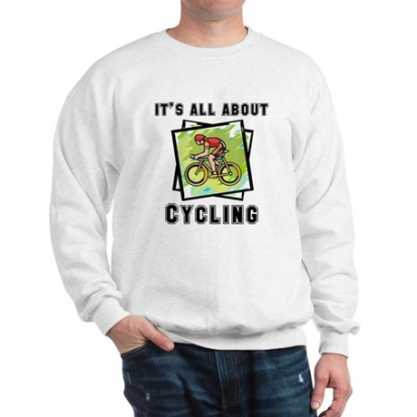 Cycling Sweatshirt
