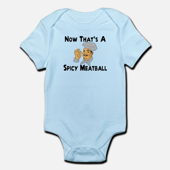 Spicy Meatball Infant Bodysuit