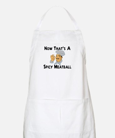 Spicy Meatball BBQ Apron