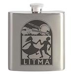 LITMA Logo Flask