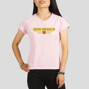 New Mexico (Flag 10) pocket Performance Dry T-Shir