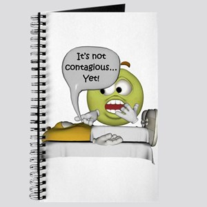 It's not contagious...Yet! Journal