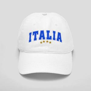 Italia 4 Star European Soccer 2012 Cap