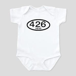 Mopar Vintage Muscle Car 426 Hemi Infant Bodysuit