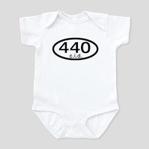 Mopar Muscle Car 440 c.i.d. Infant Bodysuit