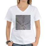 Real Turkey Track Women's V-Neck T-Shirt