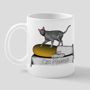 Animal Massage Mug