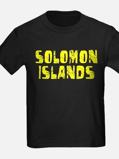 Solomon Isla.. Faded (Gold) T