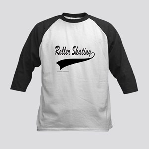 ROLLER SKATING Kids Baseball Jersey
