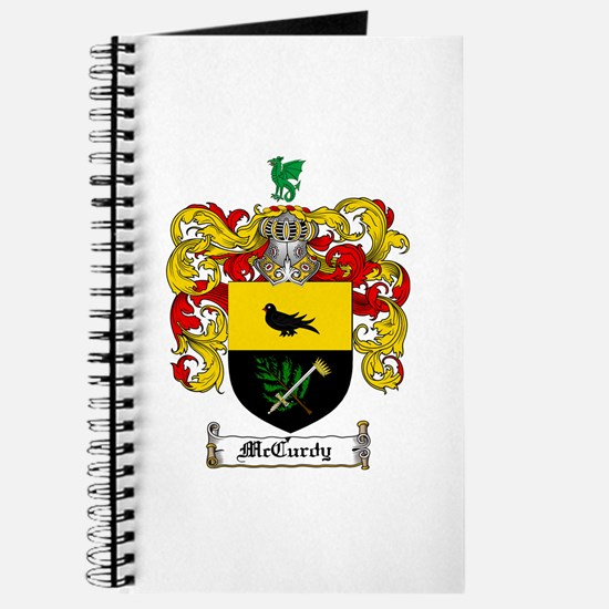 McCurdy Family Crest Journal