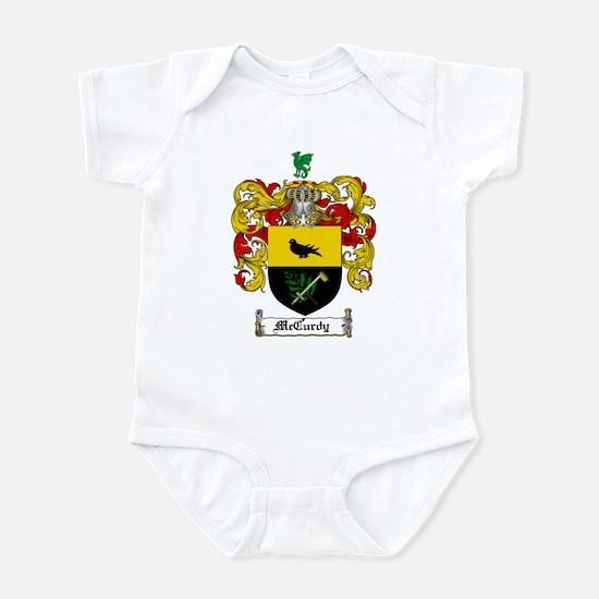 McCurdy Family Crest Infant Bodysuit