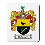 McCurdy Family Crest Mousepad