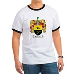 McCurdy Family Crest Ringer T