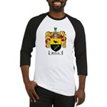 McCurdy Family Crest Baseball Jersey