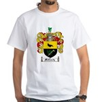 McCurdy Family Crest White T-Shirt