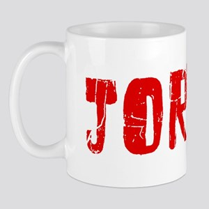 Jory Faded (Red) Mug