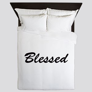 Blessed Queen Duvet