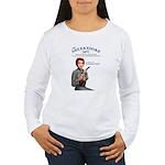 The Shenandoah Spy Women's Long Sleeve T-Shirt