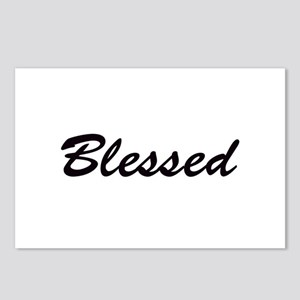 Blessed Postcards (Package of 8)