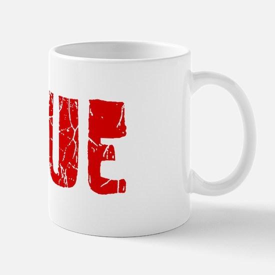 Josue Faded (Red) Mug