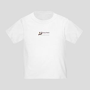 Cheep Finch Toddler T-Shirt