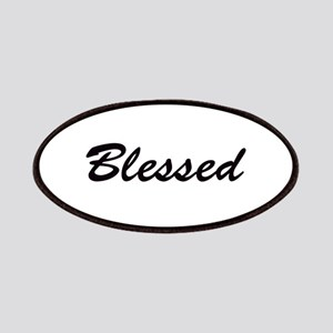 Blessed Patch