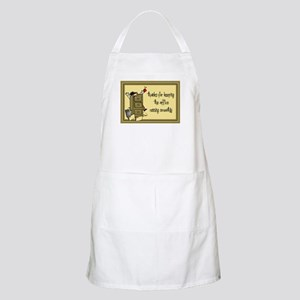 Administrative Professional Appreciation BBQ Apron