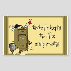 Administrative Professional Appreciation Sticker (