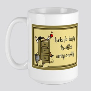 Administrative Professional Appreciation Large Mug