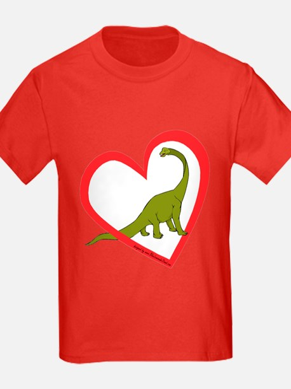 Heart Apatosaurus T
