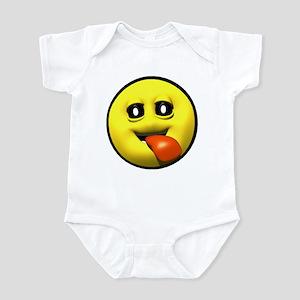 Window Licker Face Infant Bodysuit