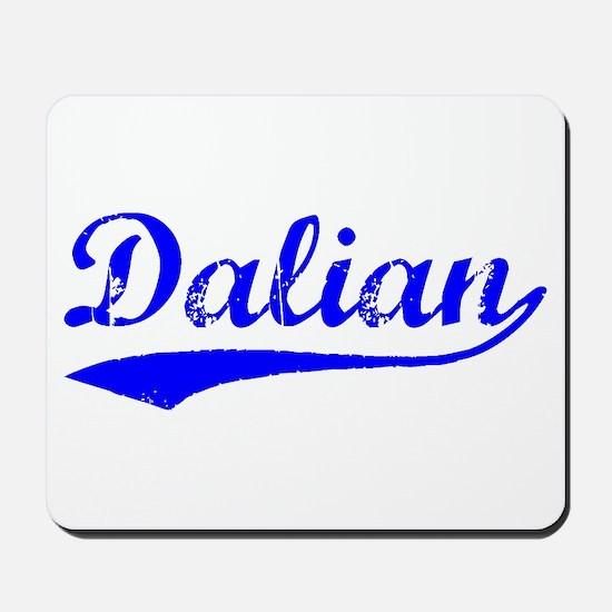 Vintage Dalian (Blue) Mousepad