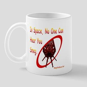 Space Smeg - Small Mug