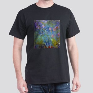 Agapanthus Monet Fine Art T-Shirt