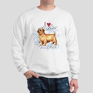 Norfolk Terrier Sweatshirt